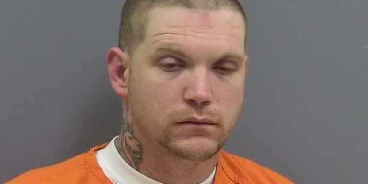 Hombre de Clovis condenado por esconder una bolsa de metanfetamina debajo de un bebé