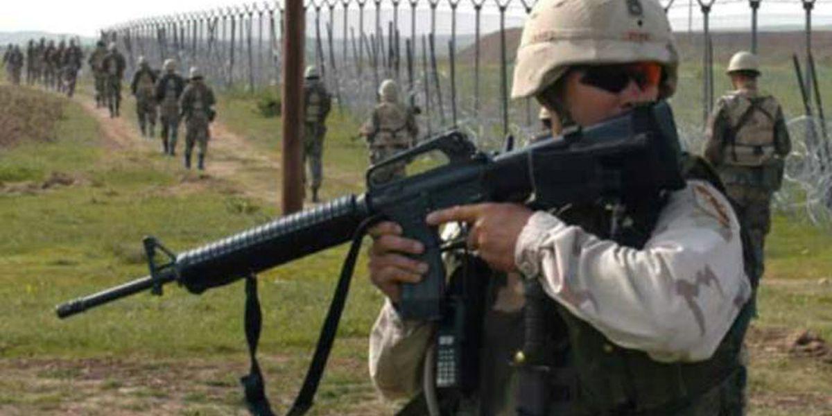 Soldados en la frontera le cuestan al gobierno 70 millones de dólares