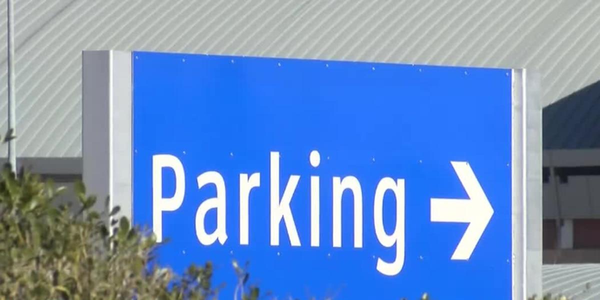 El aeropuerto de Midland advierte a los viajeros sobre el espacio limitado en el estacionamiento