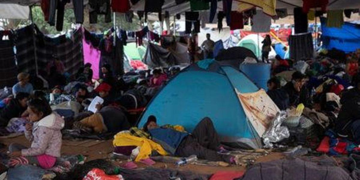 """Lanzan gas lacrimógeno a migrantes cuando dormían en el refugio """"El Barretal"""""""