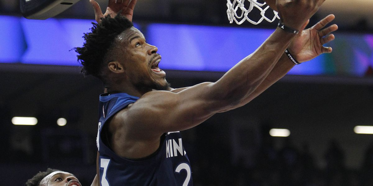 AP source: Jimmy Butler going to 76ers from Minnesota
