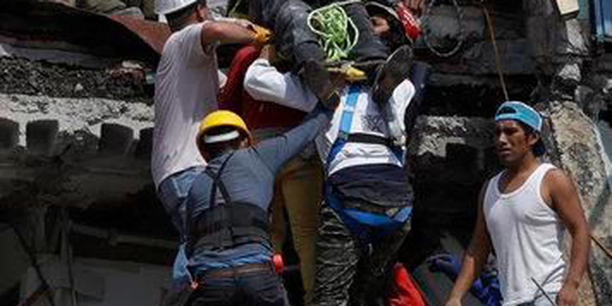 LO ÚLTIMO: Reportan 119 muertos por sismo en México