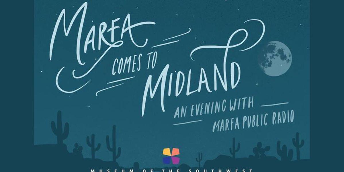 El Museo del suroeste celebra el evento ′ Marfa llega a Midland ′