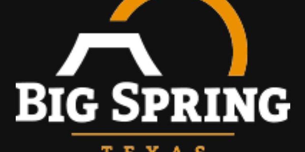 La ciudad de Big Spring advierte a los conductores de mantenimiento vial