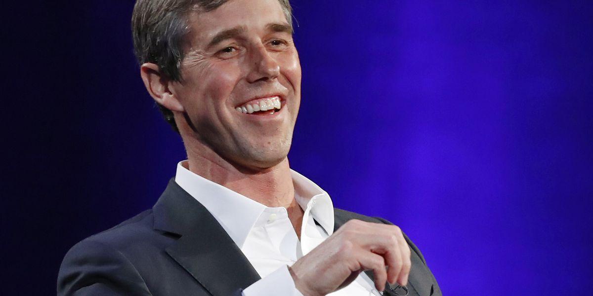 Demócrata Beto O'Rourke anuncia candidatura presidencial